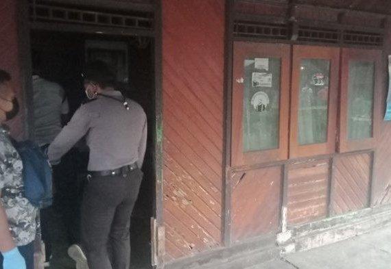 Warga Minahasa Utara Ditemukan Meninggal, Posisi Rebah di Kursi